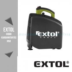 Extol Olajmentes légkompresszor - 8bar – 1,1kW – 161L/perc