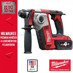 Milwaukee M18 BH-402C Akkus SDS-Plus fúrókalapács