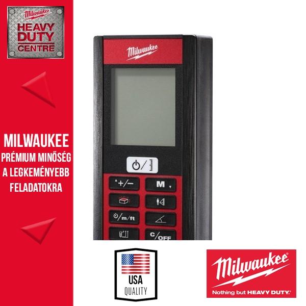 Milwaukee LDM 80 Lézeres távolságmérő