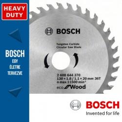 Bosch ECO körfűrészlap fához 160mm 36fog