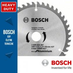 Bosch ECO körfűrészlap aluminiumhoz 150mm 42fog