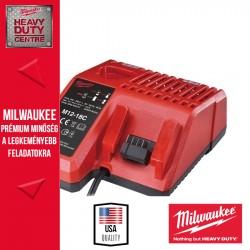 Milwaukee M12-18C Intelligens töltő
