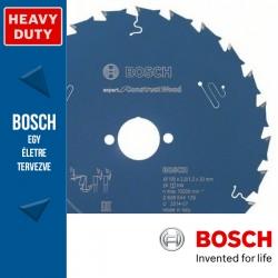 Bosch Körfűrészlap Construct Wood építkezési faanyagokhoz szeg vagy betonmaradvánnyokkal  235mm 30fog