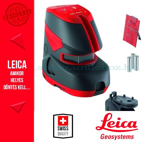 Leica Lino L2+ kereszt-vonallézer