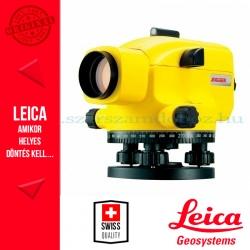 Leica Jogger 28 optikai szintezőműszer