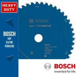 Bosch Expert körfűrészlap rozsdamentes anyagokhoz 355mm 70fog