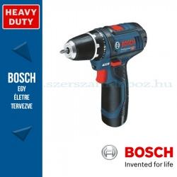 Bosch GSR 12V-15 Professional akkus fúró-csavarozó