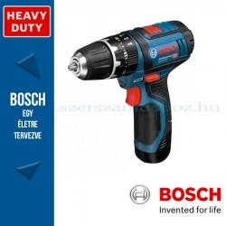Bosch GSB 12V-15 Akkus ütvefúró-csavarozó