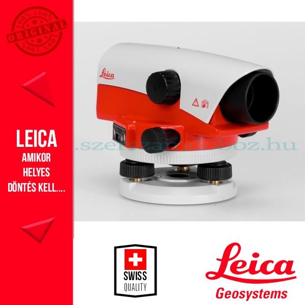 Leica NA724 optikai szintezőműszer