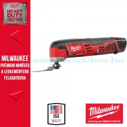 Milwaukee C12 MT-202B Akkus Multifiunkciósgép