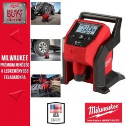 Milwaukee M12 BI-0 Akkumulátoros kompresszor alapgép