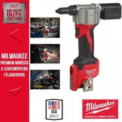 Milwaukee M12 BPRT-401 akkumulátoros szegecshúzó