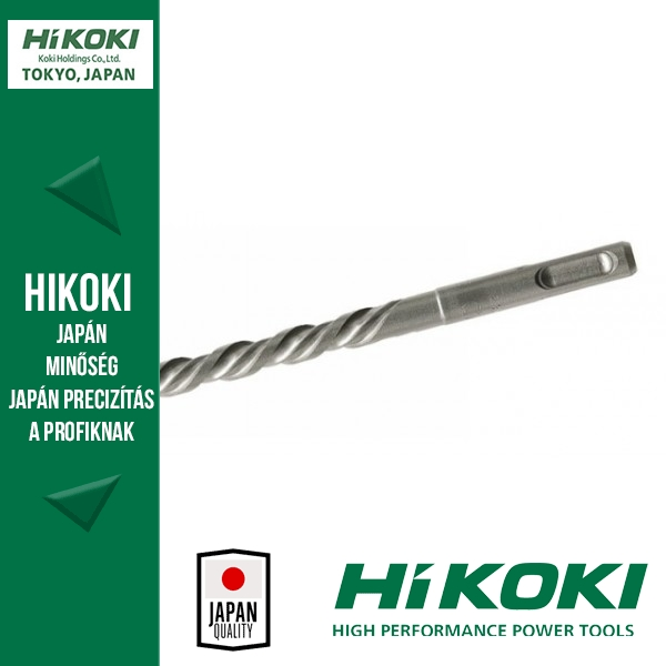 Hitachi SDS-Plus fúrószár PROLINE - 2élű - 16 x 160mm