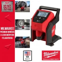 Milwaukee M12 BI-201 Akkumulátoros kompresszor