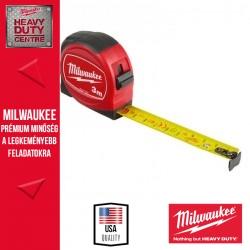 Milwaukee Mérőszalag 3m metrikus Slimline