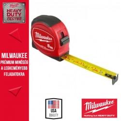 Milwaukee Mérőszalag 5m metrikus Slimline 19mm