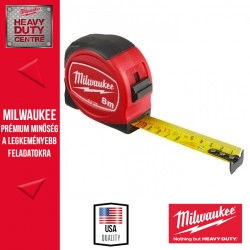 Milwaukee Mérőszalag 8m metrikus Slimline