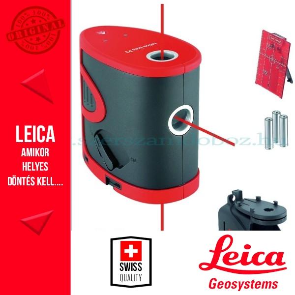 Leica Lino P3 pontlézer