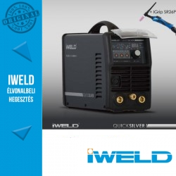 IWELD TIG 220 AC/DC DIGITAL RC Hegesztő inverter