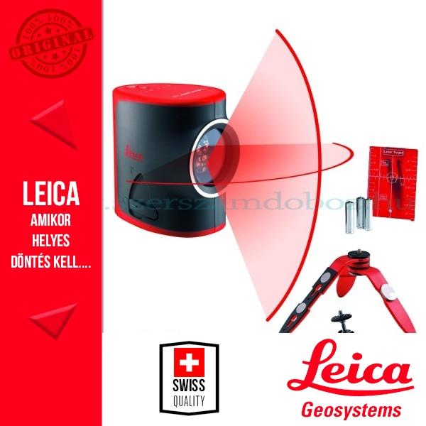 Leica Lino L2 keresztlézer