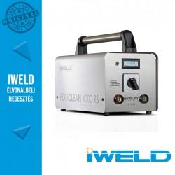 IWELD POLICLEAN 4000 RS Varrattisztító és felület polírozó készülék