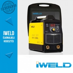 IWELD HD 170 LT DIGITAL Hegesztő inverter kofferben