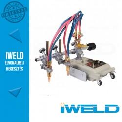 IWELD DYNAMAT Hordozható gépi láng- és plazmavágó