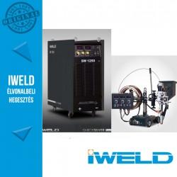 IWELD SAW/MMA SW-1250 Hegesztő inverter automata hegesztőtraktorral