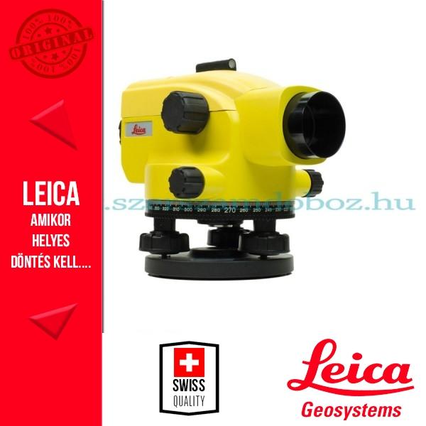 Leica Jogger 20 optikai szintezőműszer