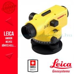 Leica Runner 24 optikai szintezőműszer