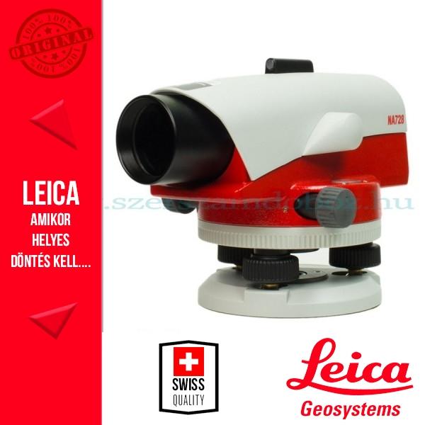 Leica NA728 optikai szintezőműszer