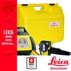 Leica Rugby 55 forgólézer