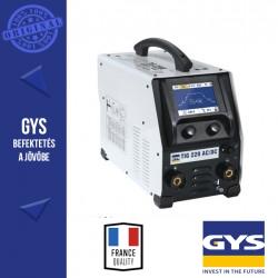GYS TIG 220 AC/DC Levegő hűtéses hegesztő inverter