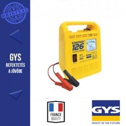 GYS ENERGY 126 Akkumulátor töltő