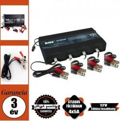 GYS DHC 54E Inverteres akkumulátor töltő