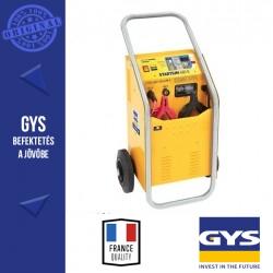 GYS STARTIUM 480 E Elektronikus töltő-indító automata töltővel