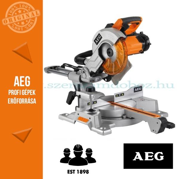 AEG PS 254 L Gérvágófűrész