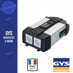 GYS PSW 6047U2 Szinuszos feszültség átalakító 1500W (24V)