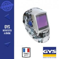 GYS LCD SPACEVIEW Nagylátószögű hegesztő fejpajzs