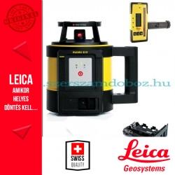 Leica Rugby 810 Építőipari forgólézer (elemes)