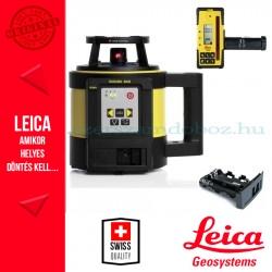 Leica Rugby 840 Építőipari forgólézer (elemes)