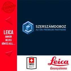 Leica 3D Disto  lézeres távolságmérő és szkenner
