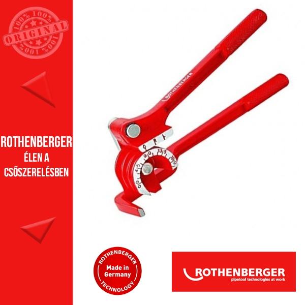 Rothenberger Csővágás-Hajlítás-Tágítás