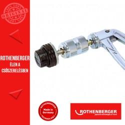 ROTHENBERGER H1 hidraulikus tágító pisztoly adapter az S-fejek rögzítéséhez