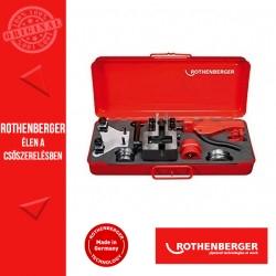 ROTHENBERGER Csőperemező és hajlító készlet