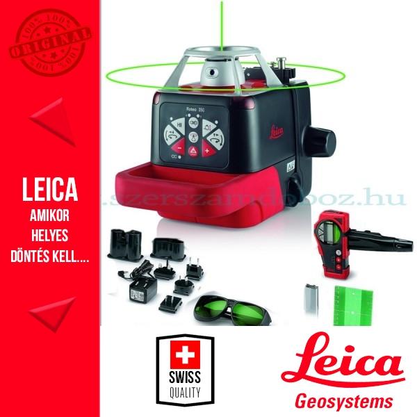 Leica Roteo 35G forgólézer