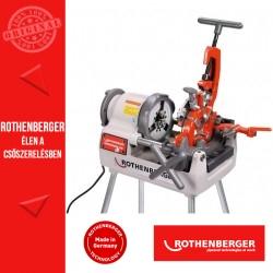 ROTHENBERGER SUPERTRONIC 3 SE Standard állványos menetvágó gép