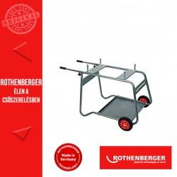 ROTHENBERGER SUPERTRONIC 3 SE/4 SE szállítókocsi