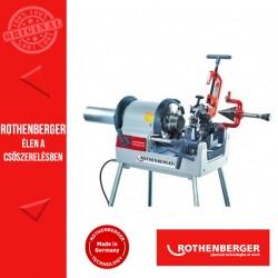 ROTHENBERGER SUPERTRONIC 4 SE Automatik állványos menetvágó gép