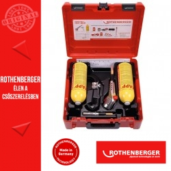 ROTHENBERGER SUPER FIRE 3 HOT BOX forrasztó készlet